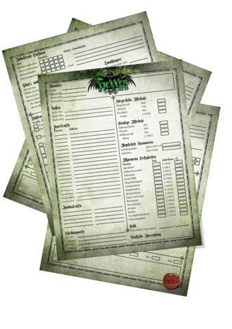 HeXXen 1733: Deluxe-Jägerbögenset (10 Stück)