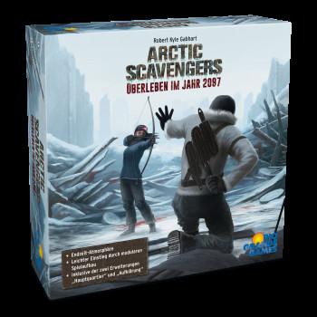 Arctic Scavengers - Überleben im Jahr 2097
