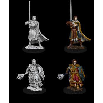Dungeons & Dragons Nolzur`s Marvelous Unpainted Miniatures: W8 Male Human Cleric