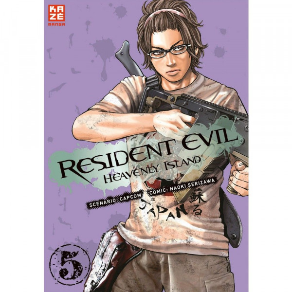 Resident Evil - Heavenly Island  05