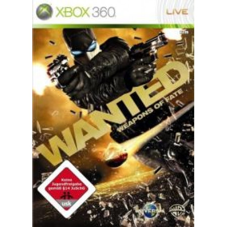 Wanted: Weapons of Fate **