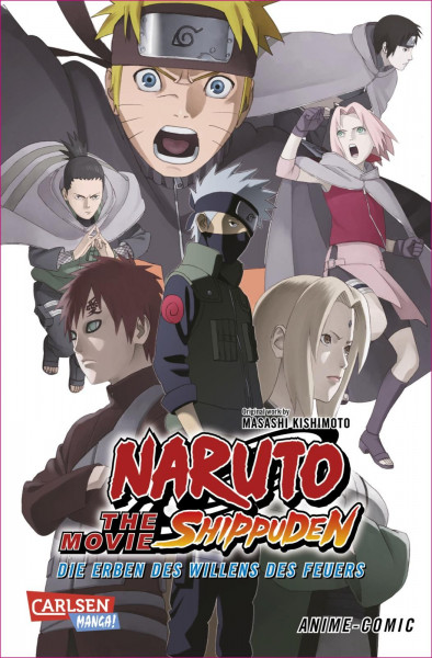Naruto - The Movie - The Movie Shippuden - 01