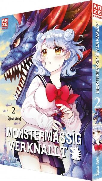 Monstermässig verknallt 02