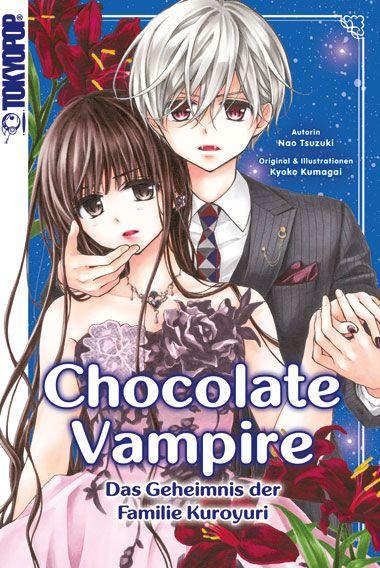 Chocolate Vampire Light Novel
