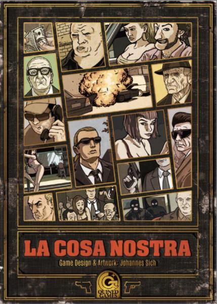 La Cosa Nostra - multilingual