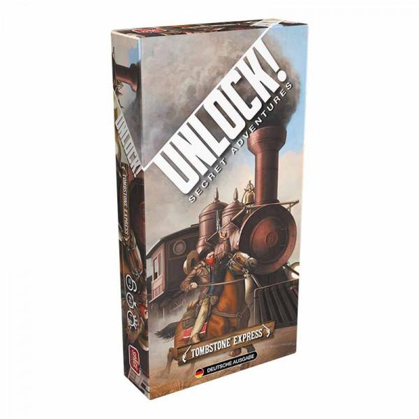 Unlock! - Tombstone Express