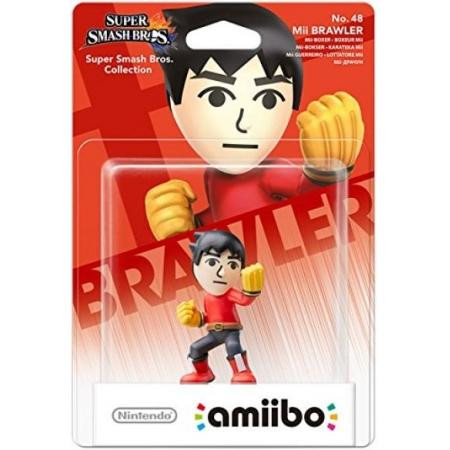 amiibo Super Smash Bros. #048 - Mii-Boxer