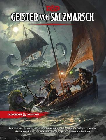 D&D RPG - Geister von Salzmarsch