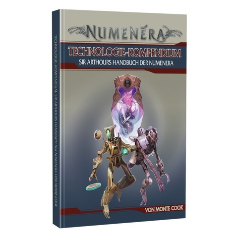 Numenera Technologie-Kompendium