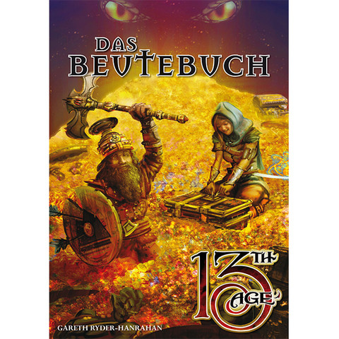 13th Age Das Beutebuch