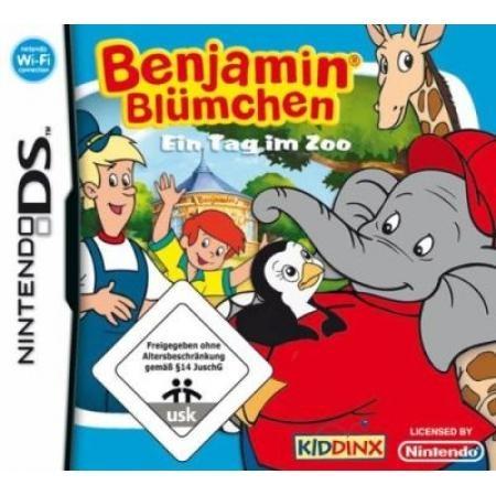 Ein Tag im Zoo (Nintendo DS, gebraucht) **