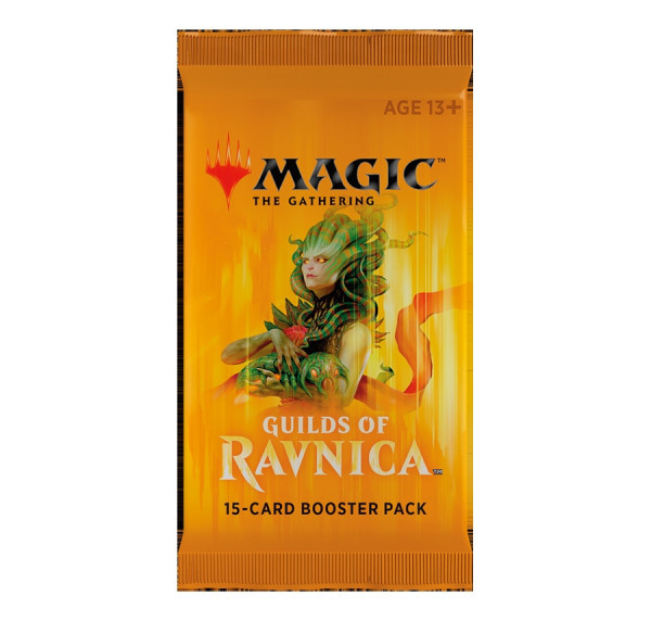 Guilds of Ravnica Booster en.
