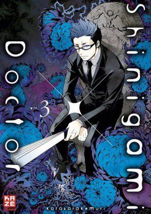 Shinigami x Doctor 03