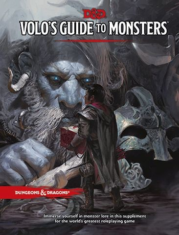 D&D RPG - Volos Guide to Monsters