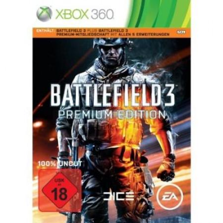 Battlefield 3 - Premium Edition **
