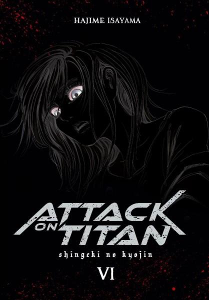 Attack on Titan 06 Deluxe Edition