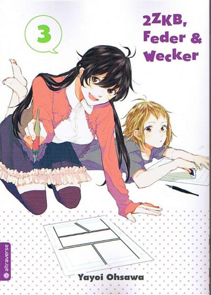 2 ZKB, Feder & Wecker 03