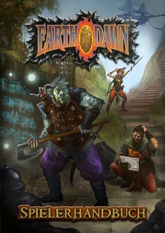 Earthdawn: Spielerhandbuch (Taschenbuch)