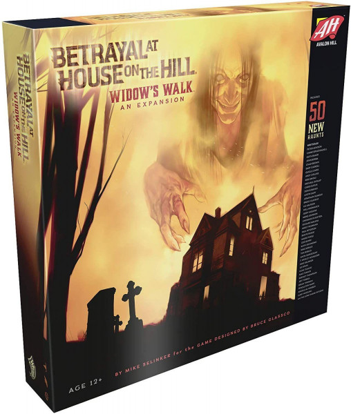 Betrayal at House on the Hill: Widows Walk engl
