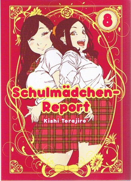 Schulmädchen-Report Band 08