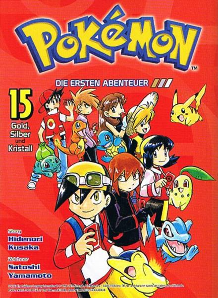Pokemon – Die ersten Abenteuer Band 15