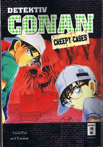 Detektive Conan - Creepy Cases