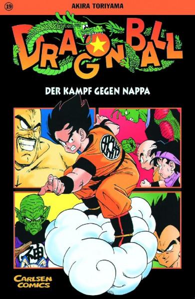 Dragon Ball 19 - Der Kampf gegen Nappa