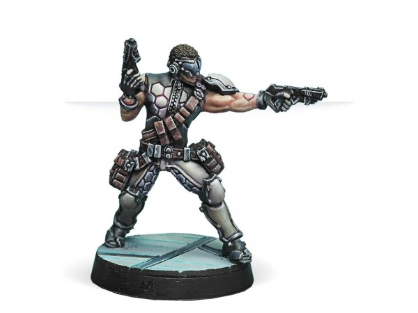 Acmon, Sergeant of Dactyls 2 Breaaker Pistols)