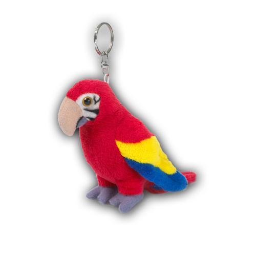WWF Plüschanhänger Papagei (10cm)