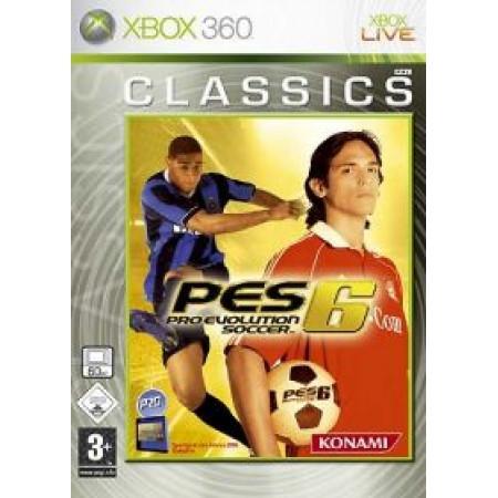 Pro Evolution Soccer 6 (Classics)
