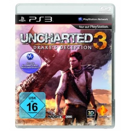Uncharted 3: Drakes Deception **