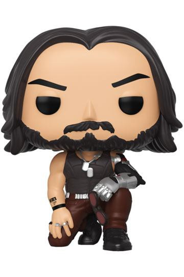 Cyberpunk 2077 POP! Games Vinyl Figur Johnny Silverhand 9 cm