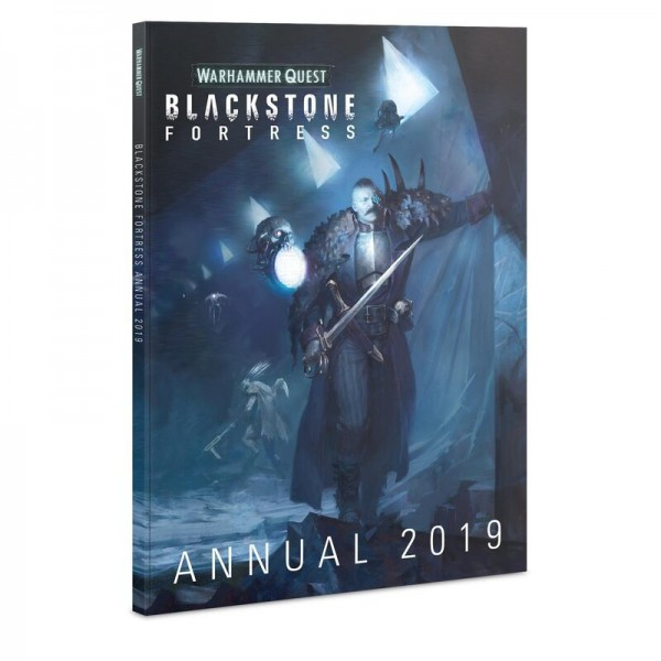 Blackstone Fortress: Annual 2019 (Eng) (BF-09-60)