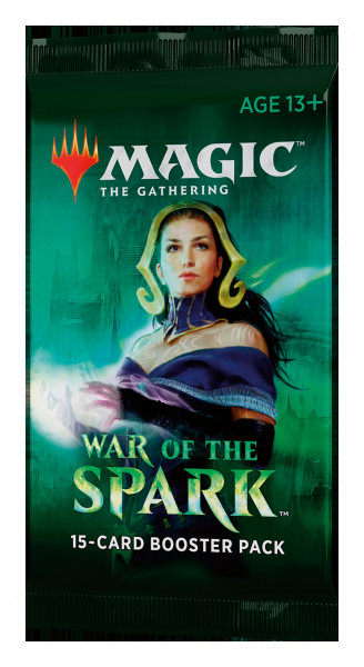 War of the Spark Booster en.