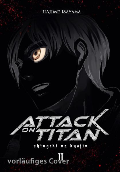 Attack on Titan 02 Deluxe Edition