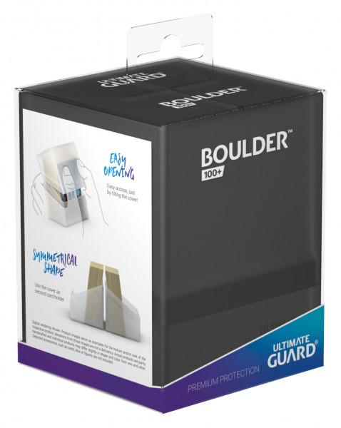 Boulder & Trade Deck Case 100+ Standardgröße Onyx