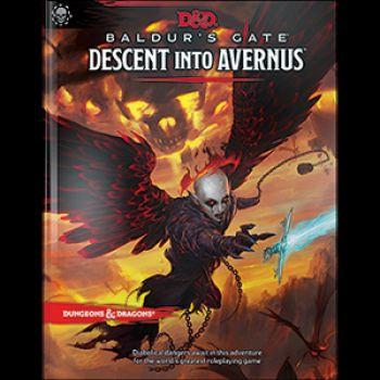 D&D RPG - Descent into Avernus