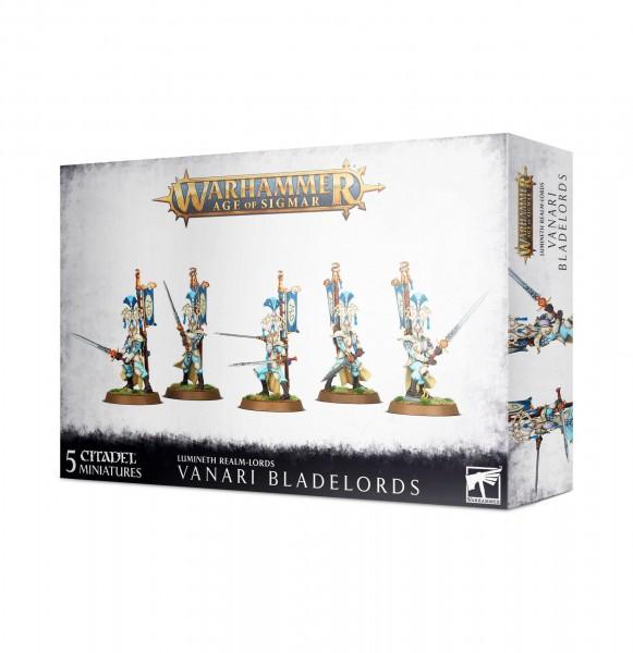 Lumineth Realm-Lords Vanari Bladelords