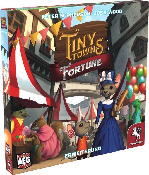 Tiny Towns: Fortune DE