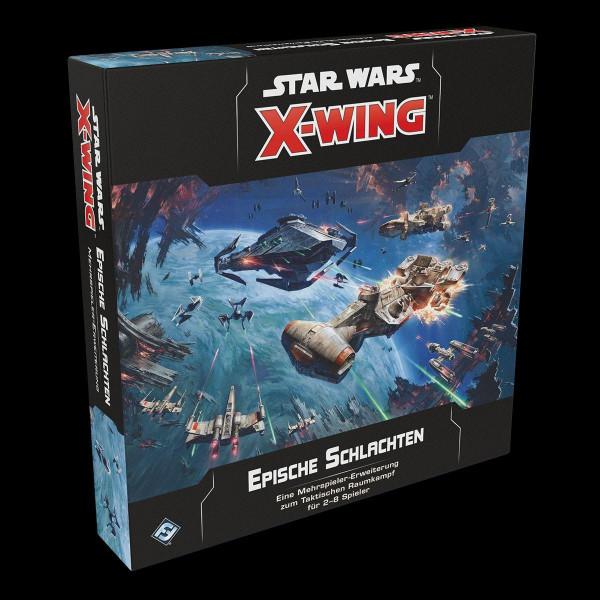 X-Wing 2. Edition: Epische Schlachten