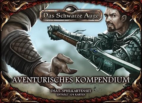 DSA5: Spielkartenset Aventurisches Kompendium