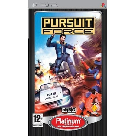 Pursuit Force - Platinum