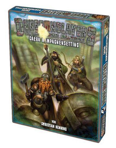 Dungeonslayers: Caera Kampangenbox