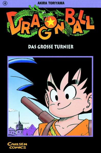 Dragon Ball 04 - Das große Turnier