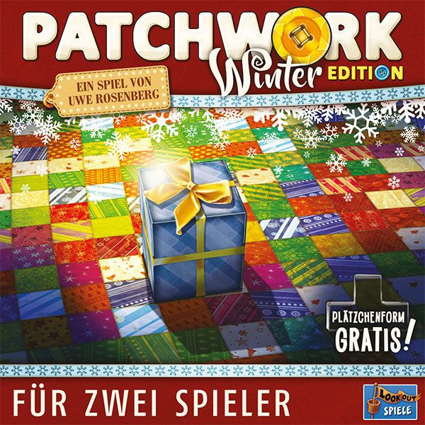Patchwork Winteredition DE