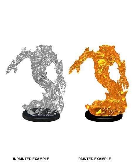 Pathfinder Deep Cuts Unpainted Miniatures: W5 Medium Fire Elemental