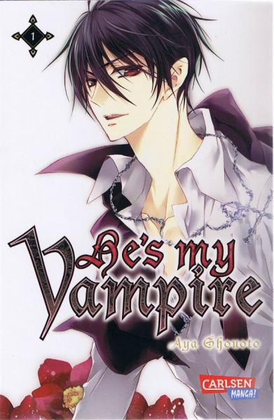 He`s my Vampire 01