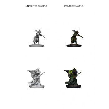 Dungeons & Dragons Nolzur`s Marvelous Unpainted Miniatures: W4 Elf Male Druid