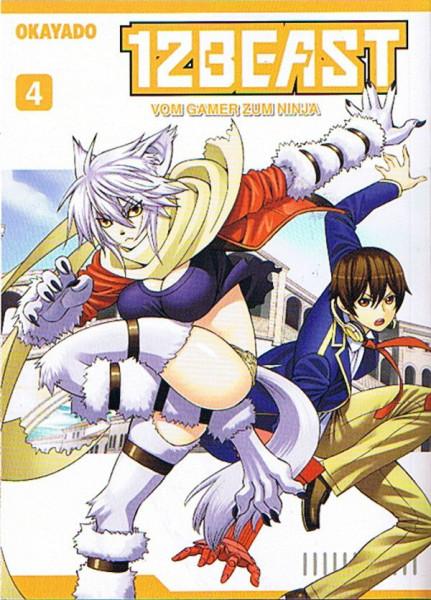 12 Beast - Vom Gamer zum Ninja Band 04
