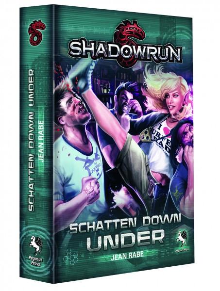 Shadowrun Roman: Schatten Down Under